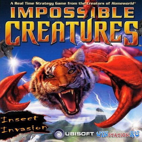 Скачать игру Impossible Creatures & Insect Invasion