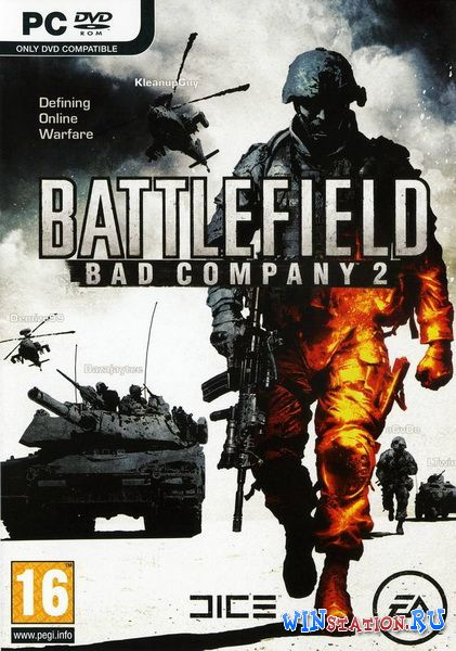 ������� ���� Battlefield: Bad Company 2 - Patch