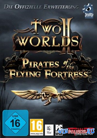 Скачать Two Worlds 2: Pirates of the Flying Fortress бесплатно