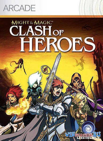 Скачать игру Might & Magic: Clash of Heroes