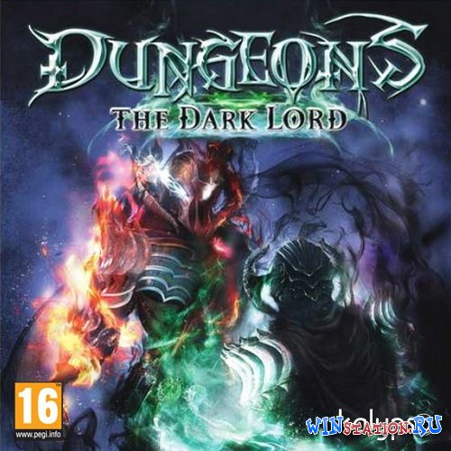 Скачать игру Dungeons: The Dark Lord (2011/RUS/ENG/RePack by Fenixx)