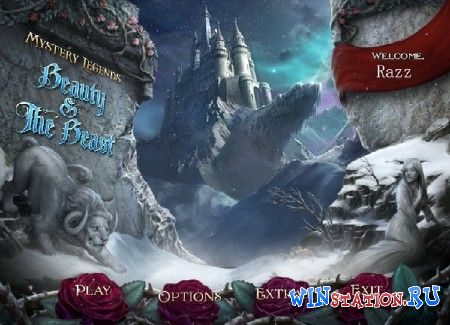 Скачать игру Mystery Legends: Beauty and the Beast Collector's Edition