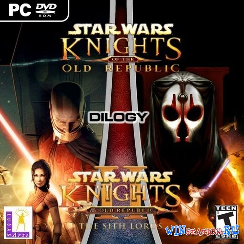 Скачать игру Дилогия - Star Wars: Knights of the Old Republic (2005/RUS/ENG/RePack by MOP030B)
