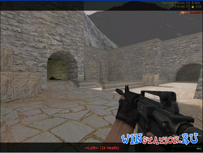 Скачать игру Counter-Strike 1.6 by ProxY