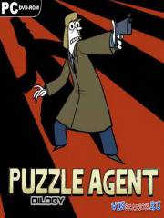Puzzle Agent - Дилогия (2011/RUS/ENG/RePack/PC)