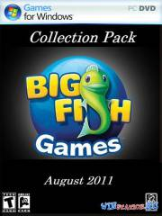 Коллекция игр Bigfish за август