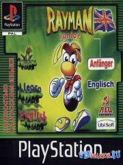 Rayman Junior: English (PS1/RUS)