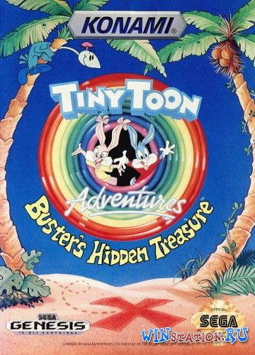 ������� ���� Tiny Toon Adventures: Buster's Hidden Treasure