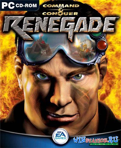 Скачать игру Command & Conquer: Renegade