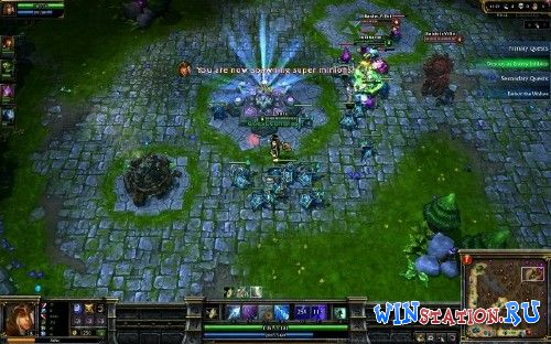 Скачать игру League of Legends: Clash of Fates