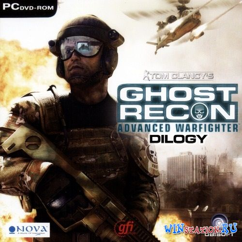 Скачать игру Tom Clancy's Ghost Recon: Advanced Warfighter - Dilogy
