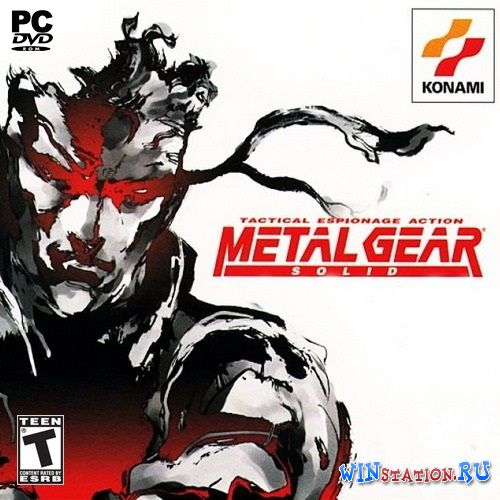 ������� ���� Metal Gear Solid + VR Missions (2000/ENG/RePack by R.G.Catalyst)