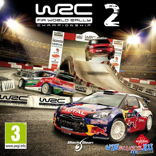 Скачать игру WRC: FIA World Rally Championship 2