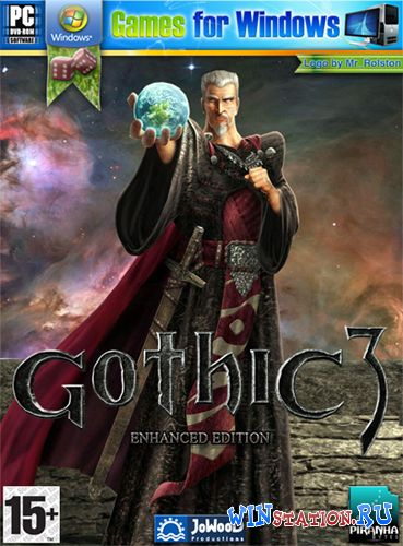 Скачать игру Gothic 3 Enhanced edition