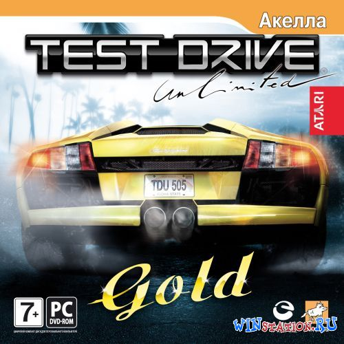 Скачать игру Test Drive Unlimited: GOLD + Megapack (2008/RUS/RePack by MOP030B)