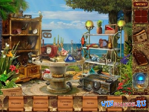 Скачать игру Mysteries of Magic Island
