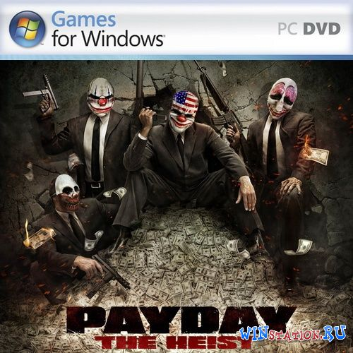 Скачать Payday: The Heist бесплатно