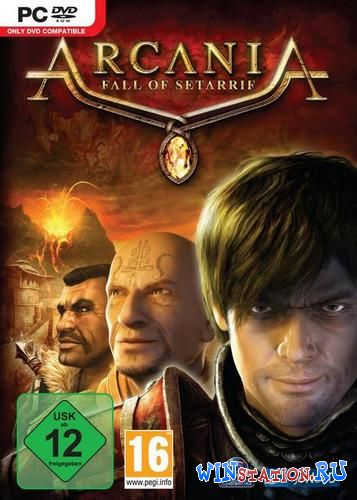 Скачать игру Arcania: Fall of Setarrif (2011/ENG/RePack by Ultra)