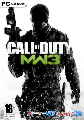 Скачать игру Call of Duty: Modern Warfare 3