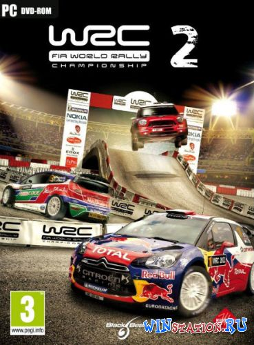 Скачать игру WRC FIA World Rally Championship 2