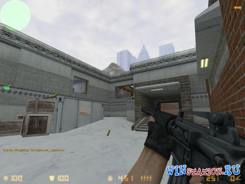 Скриншот Counter-Strike 1.6 Portable