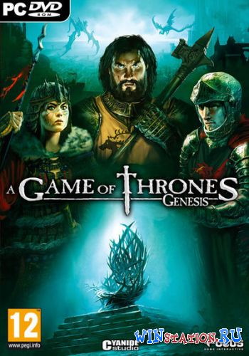 Скачать игру Game of Thrones: Genesis v.1.1.0.1
