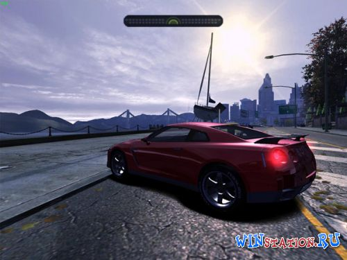 ������� ���� Rockport City 2010 - NFS Most Wanted MOD