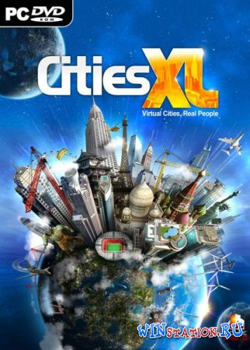 ������� ���� Cities XL 2012 (2011/ENG/MULTi5)