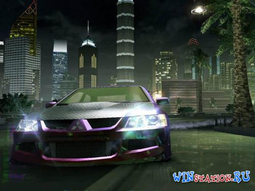 Скачать игру Need for Speed: Underground 2 ver 1.2
