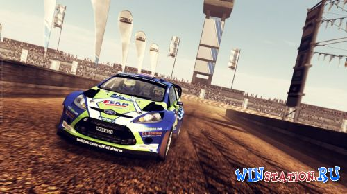 Скачать WRC 2: FIA World Rally Championship 2011 бесплатно