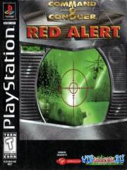 Command & Conquer Red Alert (PS1/RUS/1996)