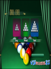 Billiards Pyramid (Mini Games)