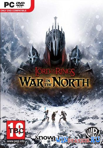 Скачать игру Lord of the Rings: War in the North