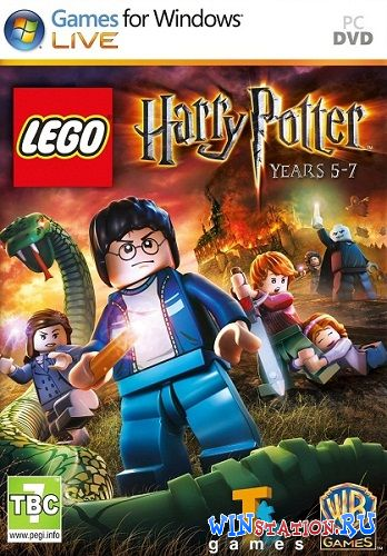 ������� ���� LEGO Harry Potter: Years 5-7