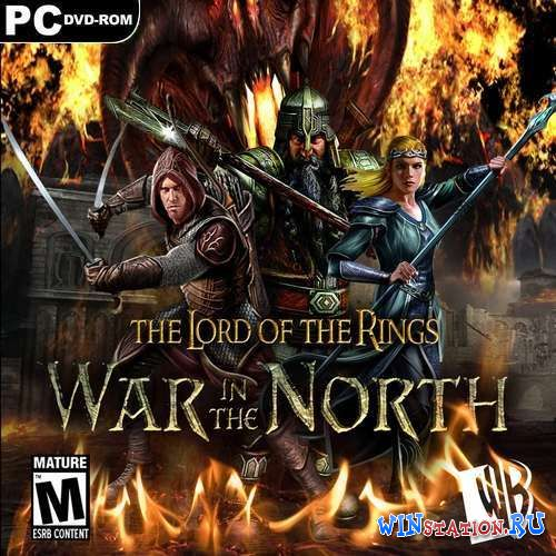 ������� ��������� �����: ����� �� ������ / Lord of the Rings: War in the North  ���������