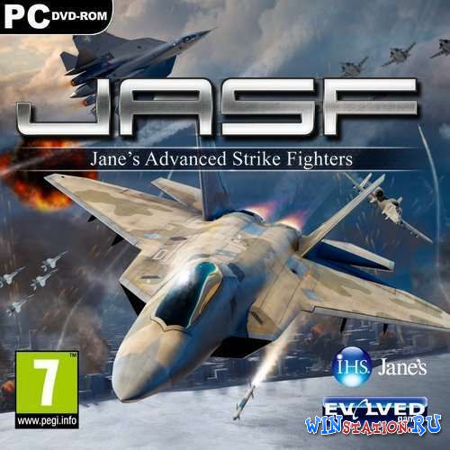Скачать Jane's Advanced Strike Fighters бесплатно