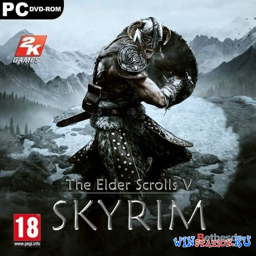 Скачать игру The Elder Scrolls V: Skyrim + 3DLC