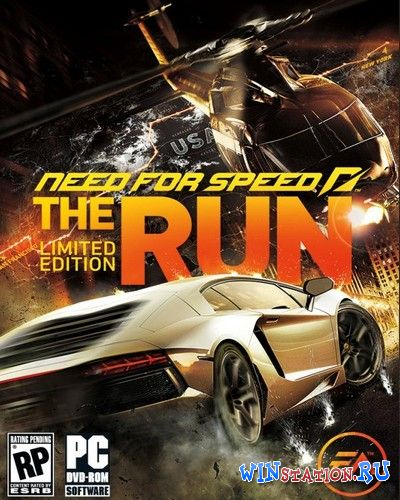 Скачать игру Need for Speed: The Run Limited Edition