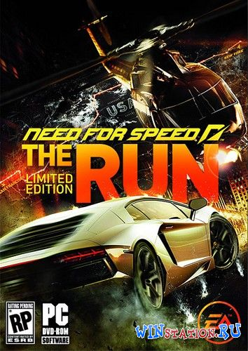 Скачать игру Need for Speed: The Run. Limited Edition