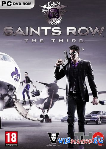 ������� ���� Saints Row: The Third