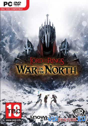 Скачать игру Lord of the Rings: War in the North  (2011/RUS/ENG/Repack by xatab)