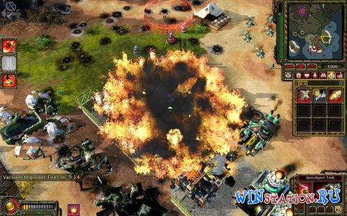 Скачать игру Command and Conquer: Red Alert 3