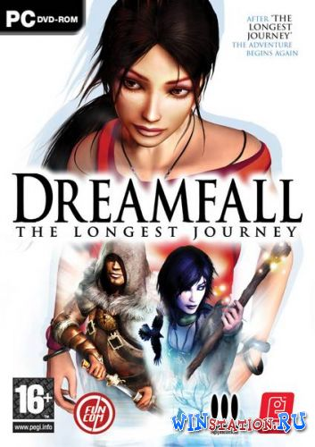Скачать игру Dreamfall: The Longest Journey