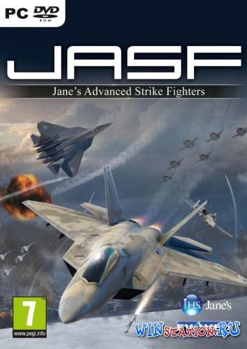 Скачать игру Jane's Advanced Strike Fighters