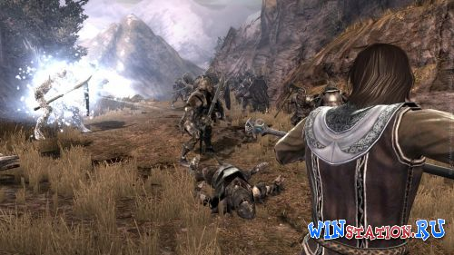 ������� ���� Lord of the Rings: War in the North