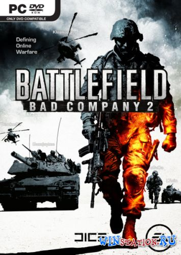 ������� ���� Battlefield Bad Company 2 (2010/RUS/ENG/RePack �� R.G. ��������)