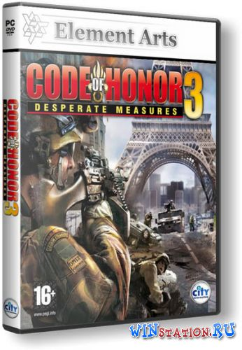 Скачать игру Code of Honor 3: Desperate Measures