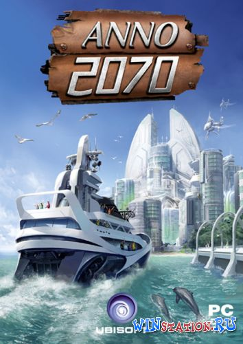 Скачать игру Anno 2070 Deluxe Edition (2011/RUS/Repack от R.G. UniGamers)