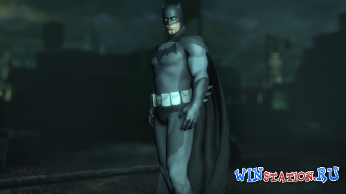 —качать игру Batman: Arkham City / Batman: јркхем —ити [Crack+DLCs]