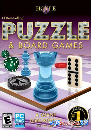 Скачать игру Hoyle Puzzle And Board Games 2012 (2011/ENG)